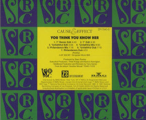 "Completely Random Song Of The Day: Cause & Effect's ""You Think You Know Her"""