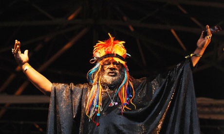 No, George Clinton Does Not Explain The Pink Dreads In His New Book