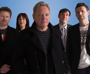 "Not So Young, Still ""Restless"": New Music From New Order"