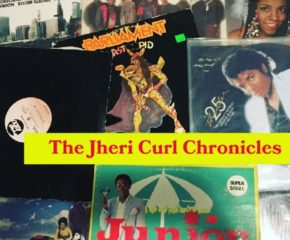 The Jheri Curl Chronicles Radio Show: Sample This (Part 1 of 2)